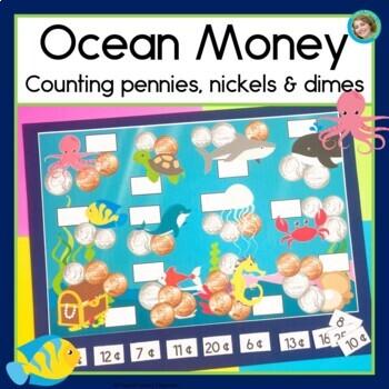 Ocean Theme: Under The Sea: Money