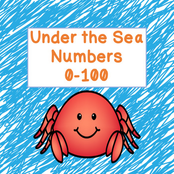 Under The Sea NUmbers