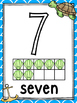 Under The Sea Number Posters 1-10