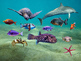 Under The Sea PNG Clipart