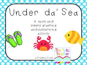 Under da Sea Freebie