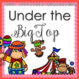Under the Big Top: Circus Week {5-day Thematic Unit}