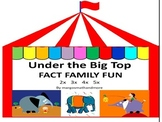 #backtoschool Preprinted Under the Big Top Fact Family Fun