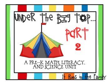 Under the Big Top...Part 2