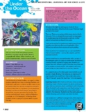 Under the Ocean | SEL Art Lesson by Open Studio Project