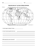 Under the Same Sun by Sharon Robinson Worksheet