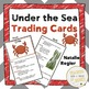 Under the Sea Bundle: Report Writing Templates and Trading Cards