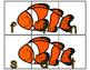 Under the Sea CVC Word Puzzles