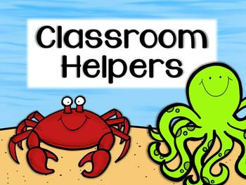 Under the Sea Classroom Bundle II