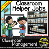 Classroom Helper Jobs (EDITABLE)  Under the Sea or Ocean Theme