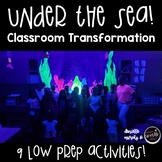 Under the Sea Classroom Transformation Pack