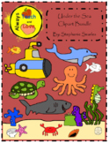 Under the Sea Clipart Bundle