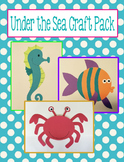 Under the Sea Craft Pack - 3 Craft Bundle