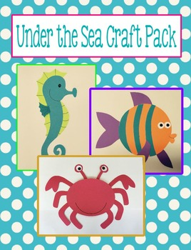 Under the Sea Craft Pack