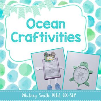 Under the Sea Ocean Craftivities