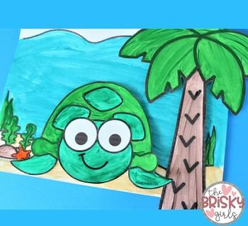 Under the Sea (Summer Crafts)