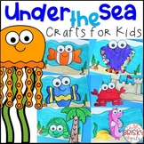 Under the Sea (Summer Crafts)