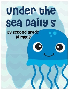Under the Sea: Ocean Daily 5