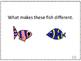 Under the Sea Describing Activity