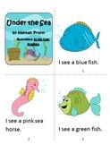 Under the Sea (Early Reader Reproducible Book)