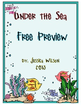 Under the Sea Free Preview