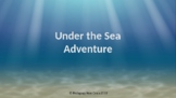 Under the Sea: Grade 1: Place Value and Money Smartboard Game