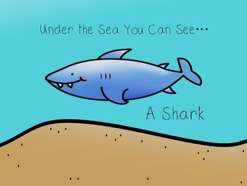 Under the Sea I Can See (An Ocean Adapted Book)