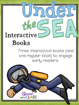 Adapted Books Under the Sea