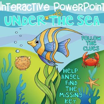 Under the Sea Interactive PowerPoint