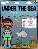 Under the Sea Math and Literacy