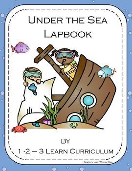 Under the Sea Lapbook