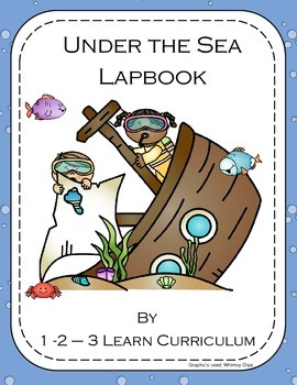 Under the Sea Lapbook