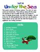 Under the Sea Literacy Centers: Half-Pint Readers Set 14