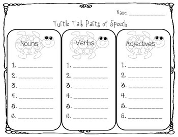 Under the Sea Literacy and Math Bundle