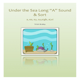 """Under the Sea Long """"A"""" Sound & Sort"""