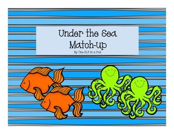 Under the Sea Match-Up