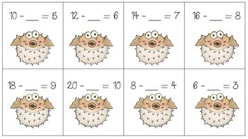 Under the Sea Math
