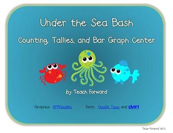 Under the Sea Math Center