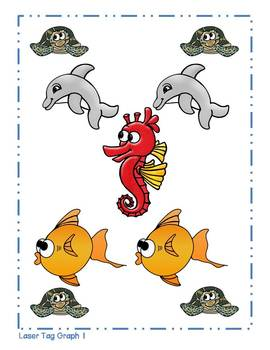 Under the Sea Math Centers