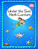 Printable Under the Sea Math Activities