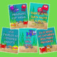 Under the Sea Mathematical Mindsets Posters - Ocean Themed