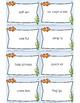 Under the Sea - Multisyllabic Mini Game Prefix and Suffix Word Fluency FREEBIE