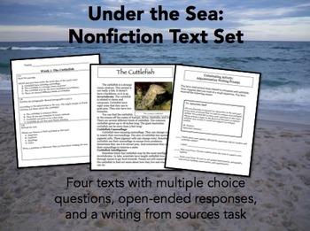 Nonfiction Text Set: Under the Sea