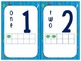 Number Cards- Under the Sea Theme