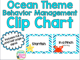 Under the Sea Ocean Clip Chart