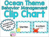 Under the Sea Ocean Clip Chart