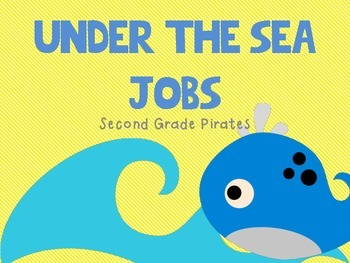Under the Sea: Ocean Jobs for the Classroom
