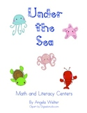 Under the Sea - Ocean Math and Literacy Centers