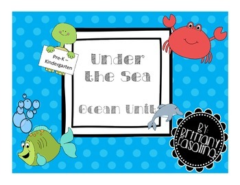 Under the Sea Ocean Unit
