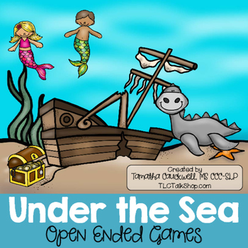 Under the Sea: Open-Ended Games